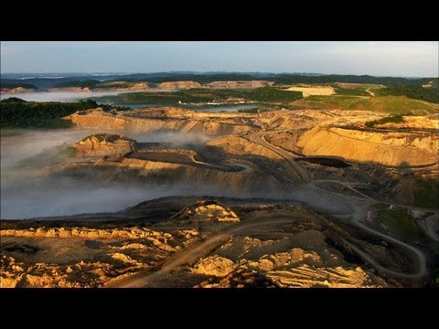 The Land of Mountaintop Removal (видео)