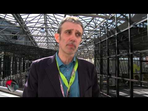 INTERMAT – EUROFOR : Interview de Hervé Rebollo – DLR