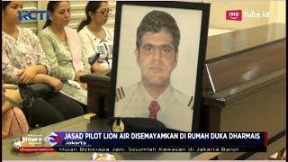 Video Jasad Pilot Lion Air JT-610 asal India Akhirnya Berhasil Diidentifikasi - SIM 23/11 MP3, 3GP, MP4, WEBM, AVI, FLV Maret 2019