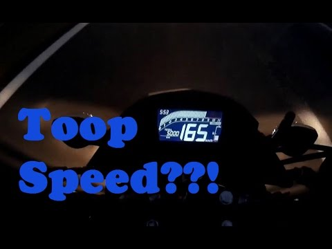 🔴 | Top Speed CB Twister 2016 | Domingo tem corrida!! | 🔴