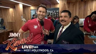 Video Guillermo Live at a Legal Pot Shop in West Hollywood MP3, 3GP, MP4, WEBM, AVI, FLV Oktober 2018