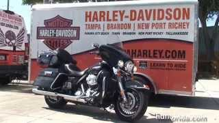 8. Used 2013 Harley Davidson Electra Glide Ultra Limited Motorcycles for sale - Clearwater Beach