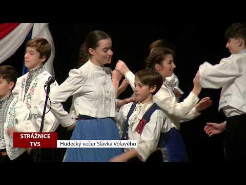 TVS: Strážnice - Hudecký večer Slávka Volavého