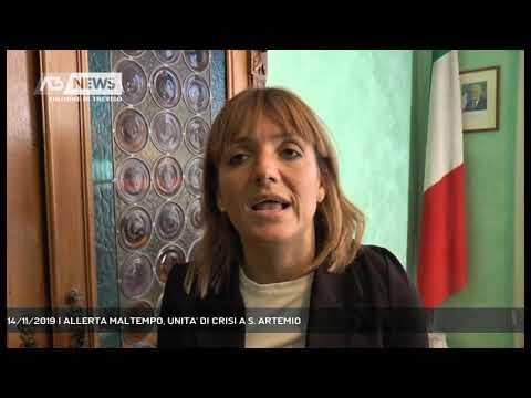 14/11/2019 | ALLERTA MALTEMPO, UNITA' DI CRISI A S. ARTEMIO