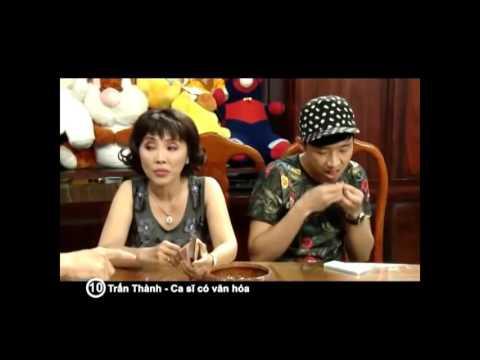 Hài Trấn Thành, Cát Phượng hay mới nhất 2014 - Bà làm ông chịu