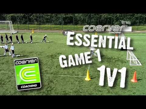 coerver - The very latest video from Coerver Coaching, the world's number one skill's teaching method. This new video show's players how to improve their skills with t...