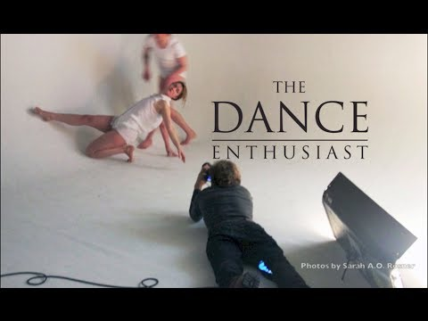 New York Dance Up Close: Sarah A.O. Rosner Launches the ETLE Universe - A Minute
