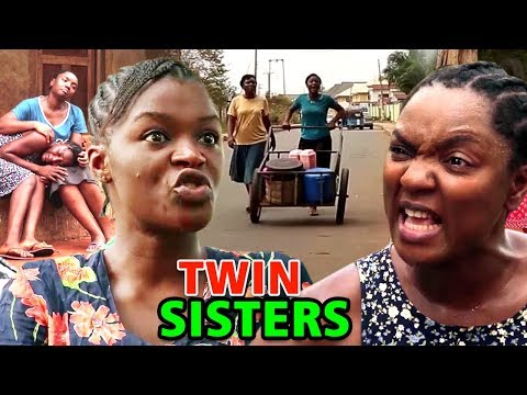 TWIN SISTERS (COMPLETE MOVIE) - Chioma Chuwkuaka & Chacha Eke 2020 Latest Nigerian Movie