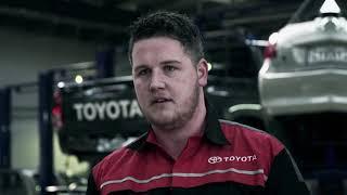 Hear from automotive technicians' Ben and Kieran