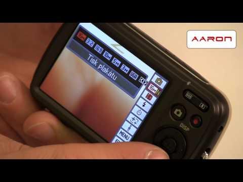 Fotoaparát Casio Exilim EX - N10 - video představení