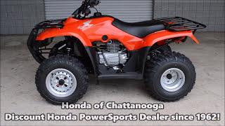 10. 2016 Honda Recon 250 ATV For Sale (TRX250TM) - Chattanooga TN / GA / AL area PowerSports