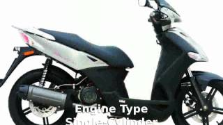 2. 2010 KYMCO Agility 50 - Info and Specification