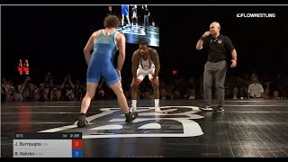 Video 74 kg Jordan Burroughs USA vs Ben Askren NCAA MP3, 3GP, MP4, WEBM, AVI, FLV Mei 2019