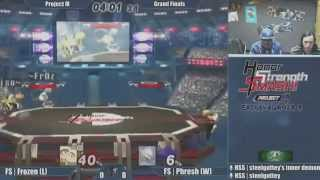 PME3 Grand Finals- FS | Frozen (Mewtwo) vs. FS | Phresh (Ice Climbers), great set featuring NY's greatest!