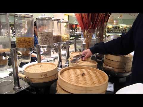 Crowne Plaza, Beijing China – Free Chinese Breakfast Buffet