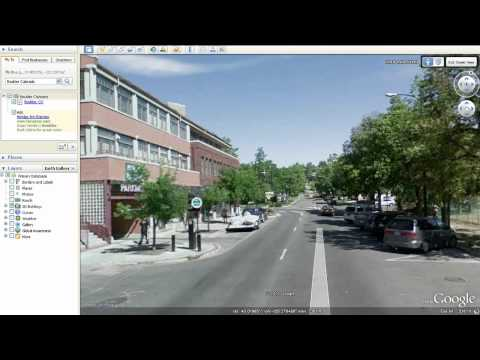 Learn Google Earth: Street View