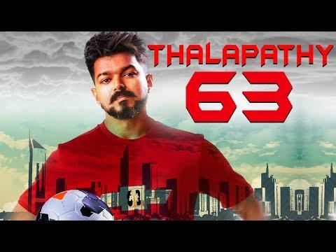 THALAPATHY 63 Goes to Hollywood   Vijay & Atlee New Movie   Hot Tamil Cinema News