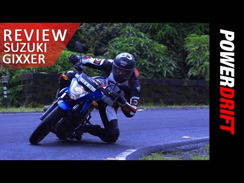 Suzuki Gixxer Review: PowerDrift