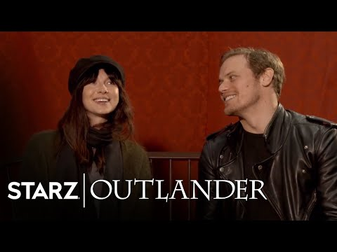 Outlander | Happy Valentine's Day | STARZ