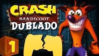Detonado, Segredos e Dicas 100%. Neste episódio damos início a nossa grande aventura com o querido e atrapalhado Crash, o Bandicoot. Ele inicia a sua jornada...