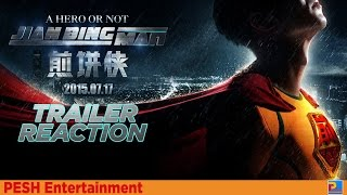Nonton Jian Bing Man Trailer Reaction   Pesh Entertainment Film Subtitle Indonesia Streaming Movie Download