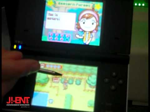 Camping Mama: Outdoor Adventures For The Nintendo DS - Majesco Demo Walkthrough At E3