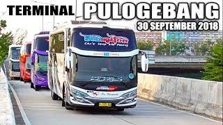 Video Menyoreh, Berbagai Macam Bus Exit di Terminal Pulogebang (30 September 2018) MP3, 3GP, MP4, WEBM, AVI, FLV Desember 2018