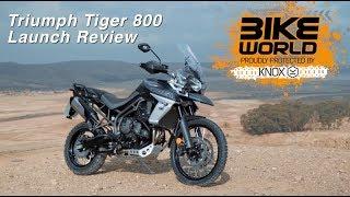 8. 2018 Triumph Tiger 800 Launch Review (Bike Devil Sponsored)
