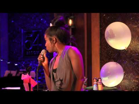"Adrienne Warren – ""Almost There"" (The Broadway Princess Party)"