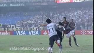 Flamengo 1 x 0 Corinthians - Melhores Momentos - Libertadores 2010 - Alta Qualidade.