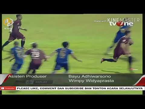 PSM Makassar VS Persib Bandung (2-1) full time