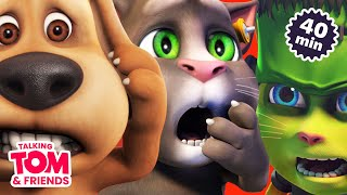 Video The Thrills and Chills of Talking Tom and Friends (Favorite Episodes Compilation) MP3, 3GP, MP4, WEBM, AVI, FLV September 2019
