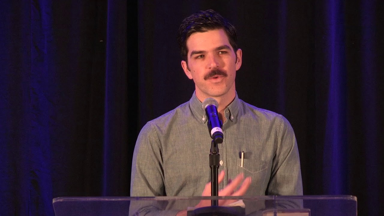 Francisco Cantú (author of The Line Becomes a River) at the FYE® Conference 2018