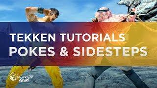 Video Tekken 7 - Pokes, Frames & Sidesteps MP3, 3GP, MP4, WEBM, AVI, FLV September 2019