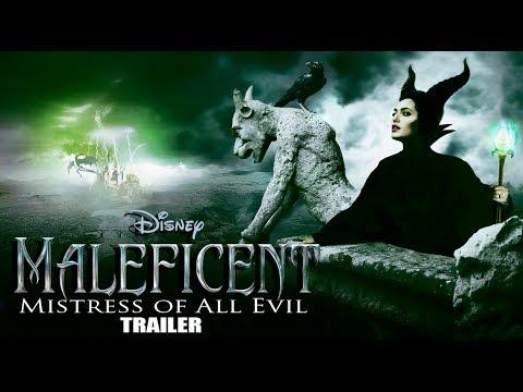 "MALEFICENT | ""Mistress of All Evil"" | HD TRAILER | Angelina Jolie"