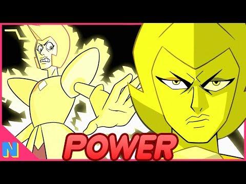 Yellow Diamond & Her Symbolism EXPLAINED! Steven Universe