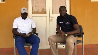 Interview avec Lamine Saul Sidibé, Président de la Ligue de Basket-ball de Ziguinchor