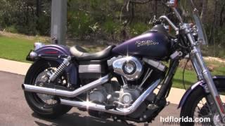 10. 2009 Harley Davidson FXDB Dyna Street Bob  - Used Motorcycles for sale