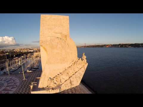 Lisboa Drone Video