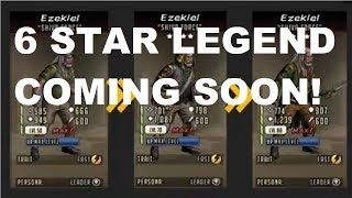 Walking Dead : Road to Survival - NEW 6 STAR LEGENDS - COMING SOON!!!