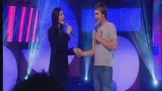 Daniel Bedingfield & Carolynne Good - If You're Not The One
