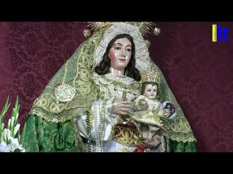 Canto de la Salve a Ntra. Sra. de La Esperanza de La Redondela.