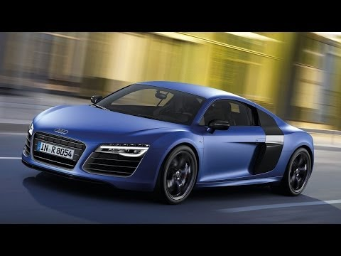 How to Build an Audi R8 V10 Plus | Video