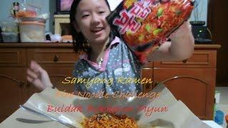 Video Abbey Makan Mie Pedas Instan Samyang (Samyang Challenge / Fire Noodle Challenge) MP3, 3GP, MP4, WEBM, AVI, FLV Oktober 2017