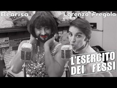 L'Esercito dei Fessi - Bearisa e Lorenzo Fregola (Parodia - L'Esercito del Selfie - Arisa E Fragola) (видео)