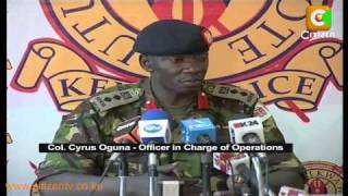 Kenya At War: News Briefing