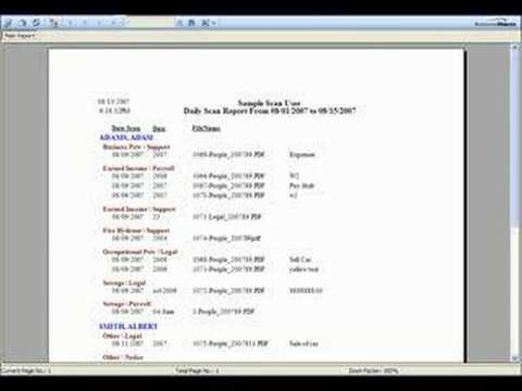 Electronic Doc System – Print