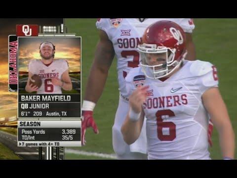 2015 Orange Bowl - Oklahoma vs Clemson (видео)