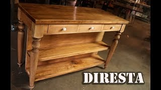 DiResta kitchen Island