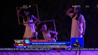 Bedog Art Festival Diikuti Seniman Indonesia Hingga Mancanegara   NET12